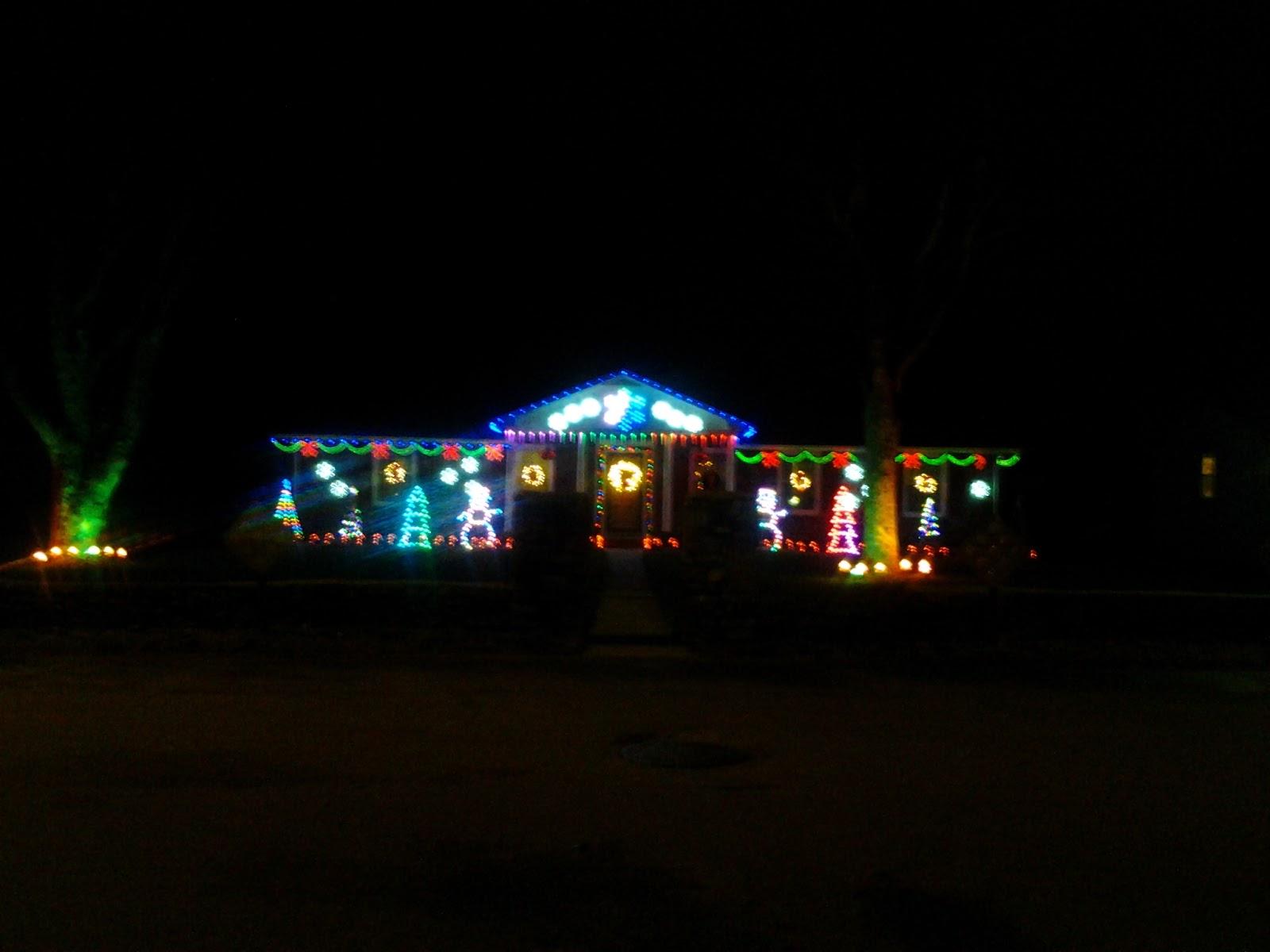 kinwood christmas lights fayetteville nc