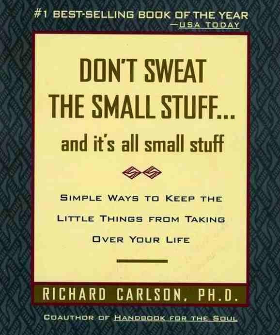 https://bookshout.com/ebooks/don-t-sweat-the-small-stuff-and-it-s-all-small-stuff