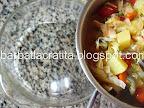Ghiveci de legume calugaresc preparare reteta