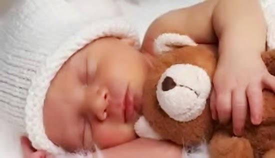 sueño en el bebe