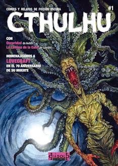 REVISTA CTHULHU #1 (2007)