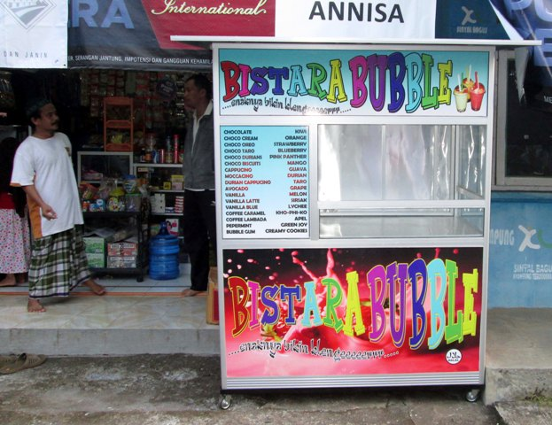 BISTARA BUBBLE DRINKS LEGOK JAWA - PANGANDARAN | Bistara Bubble Drinks