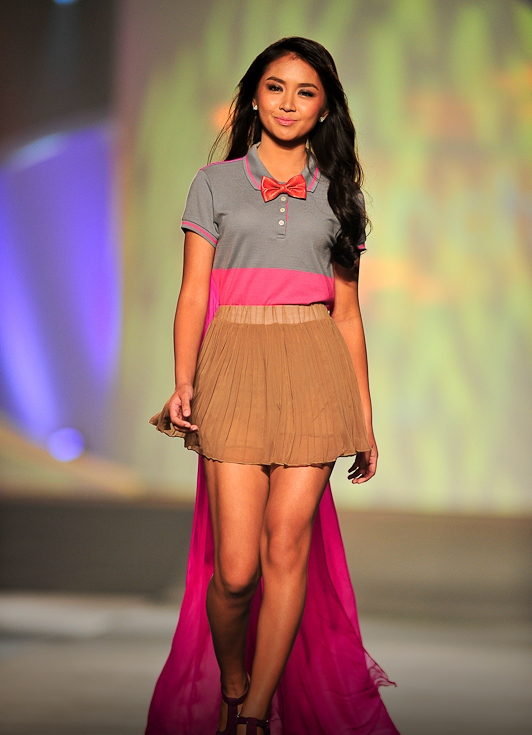 Kathryn Bernardo Style Gossip Actress Kathryn Bernardo During Fashion Show Of Bench