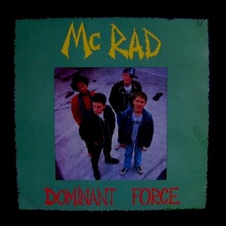McRad* Mc Rad - Dominant Force