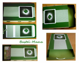 Box, Geschenkverpackung, Memory box Stanzen