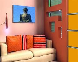 Juegos de Escape Keysha: Mysterious Buddha