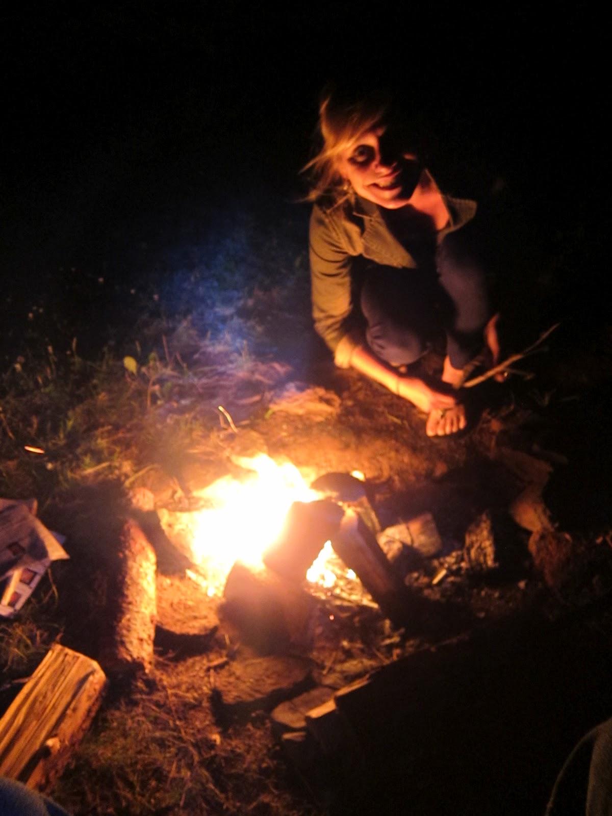 Campfire nude Nude Photos