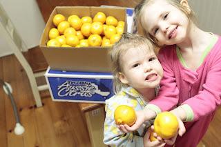 Bulk buying our fruit snacks