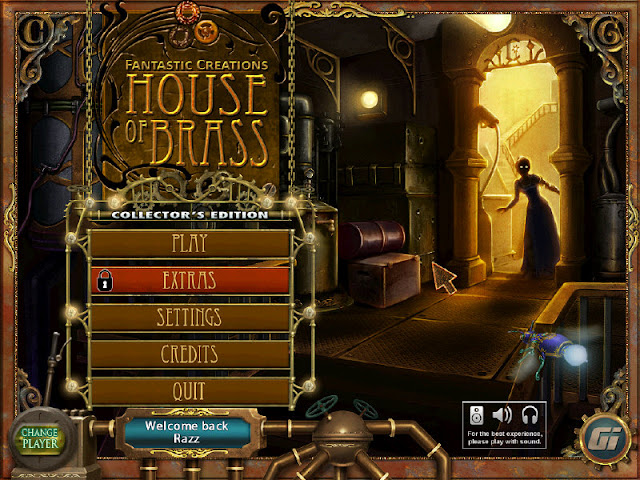 Fantastic Creations: House Of Brass Collector's Edition [FINAL]