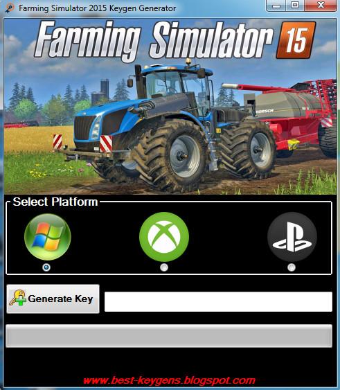 license key farming simulator 2015