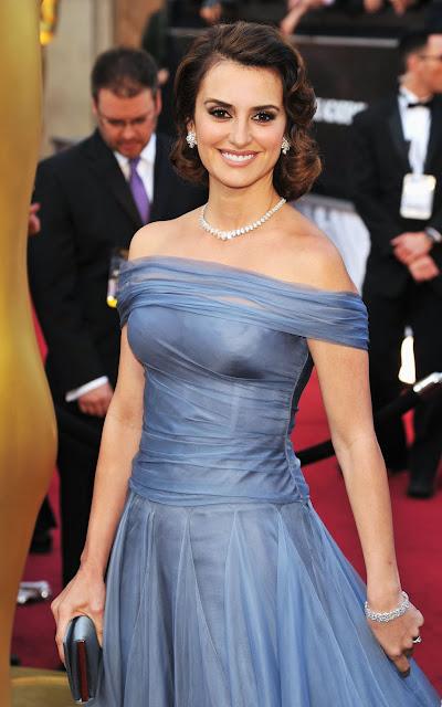Las Celebrities y sus Joyas en los Oscar de Hollywood 2012