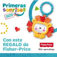 Consigue tu regalo Fisher Price