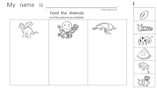 https://www.teacherspayteachers.com/Product/Syllables-Feed-the-Animals-1909479