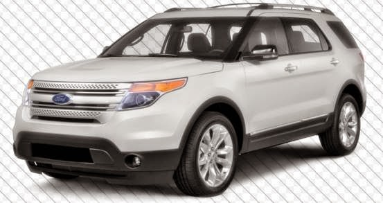 2013 Ford Explorer XLT FWD Reviews