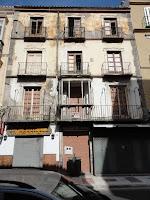 edificio histórico en ruina, calle Carretería 31