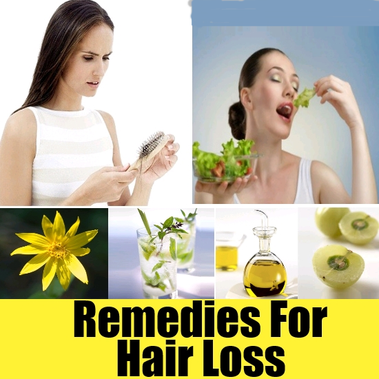 Top 6 Home Remedies for Hair Loss