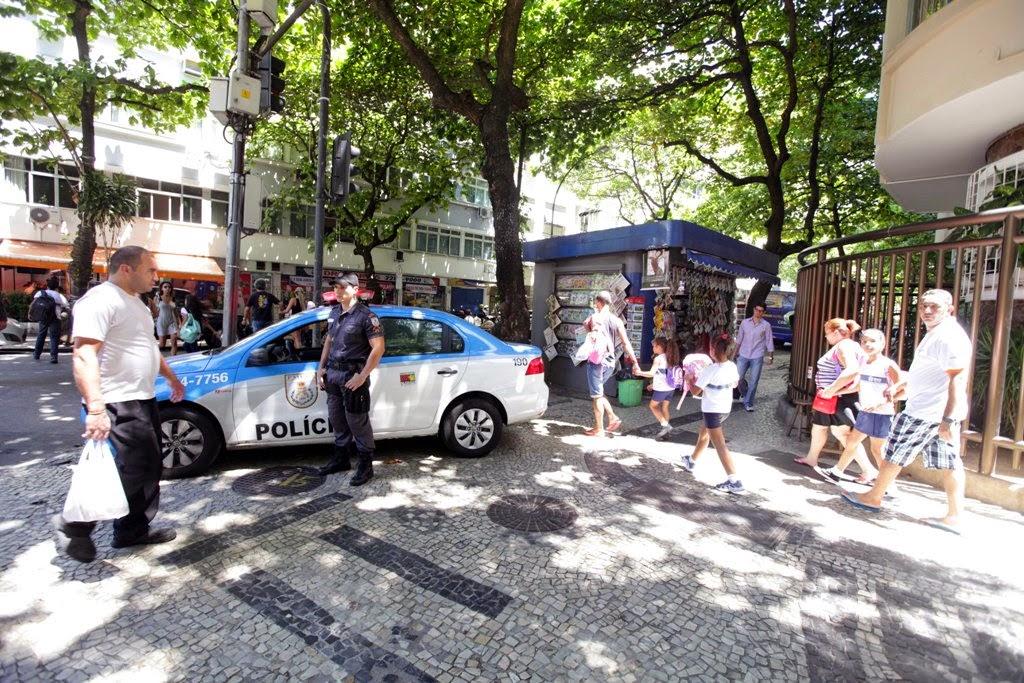 Política de pacificação ajuda na redução de homicídios no estado do Rio