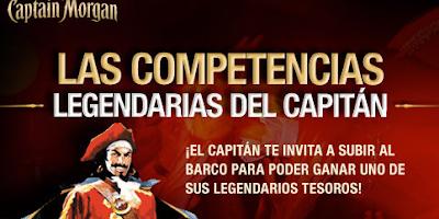 premios viaje al caribe Mexicano promocion captain morgan Mexico 2011