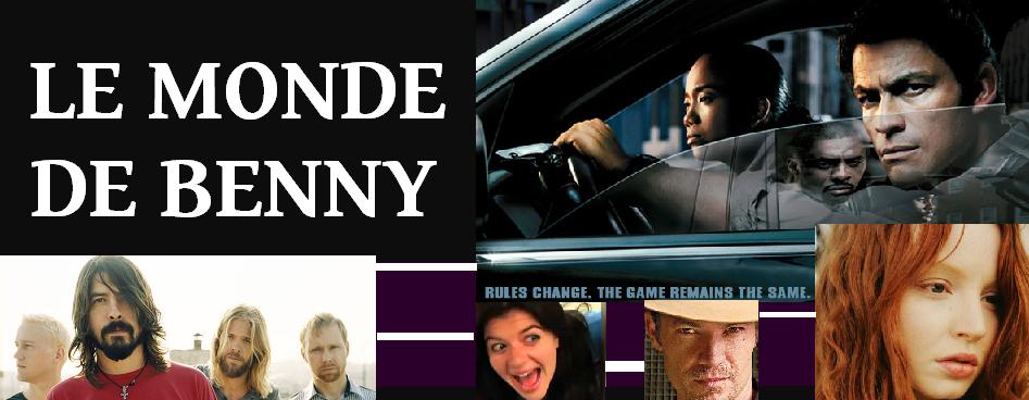 [ SERIES TV, MUSIQUE, CULTURE ] Le Monde de Benny (Saison 7), Still Unbroken