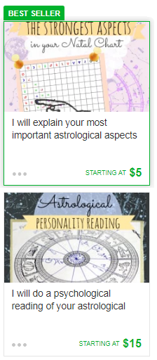 ♡ Support me by having me read your chart and doing a personalized reading ♡