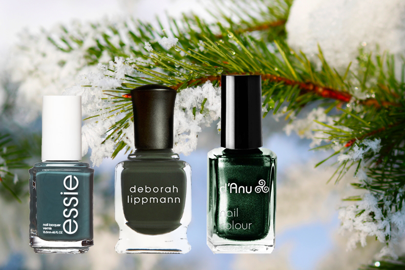 Модные оттенки лака для ногтей 2012