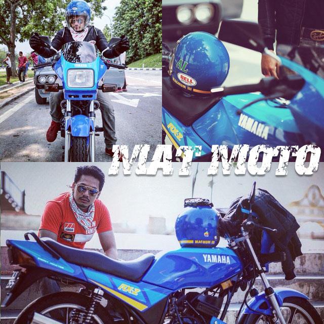 Mat Moto
