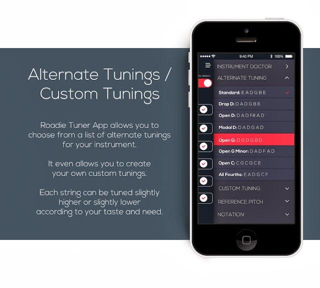 Afinador-Roadie-App-smartphone