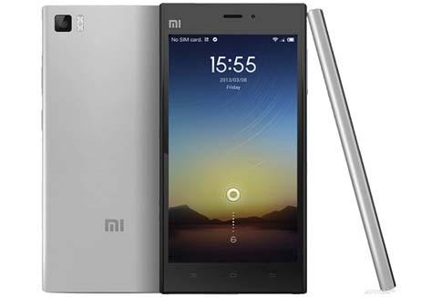 Spesifikasi dan Harga Xiaomi Mi3, Smartphone Android Terbaik China