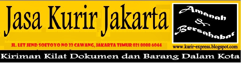 JASA KURIR EXPRESS, LAYANAN DOOR TO DOOR