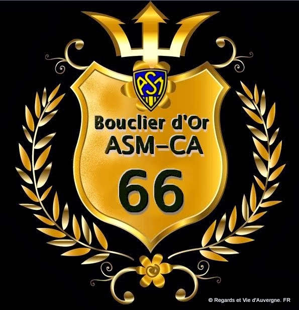 Bouclier d'Or ASM 66