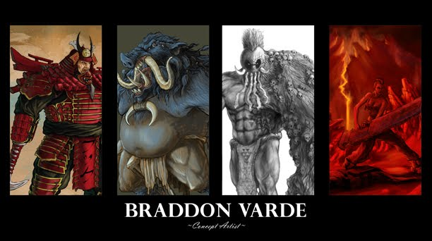 BRAD VARDE GALLERY