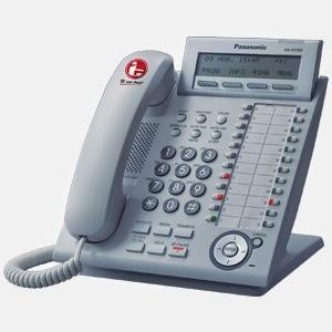 Jual Telepon Panasonic Digital KX-DT333 di Denpasar Bali