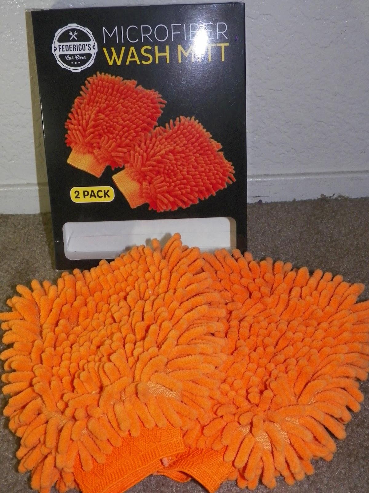Orange Car Wash Atterbury
