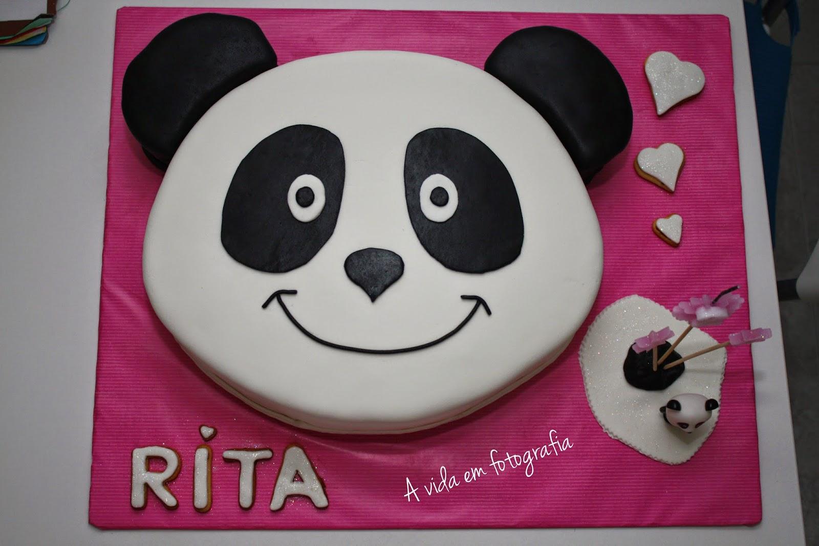 Cake Design Passo A Passo : A vida em fotografia: Cake design - Bolo do Panda