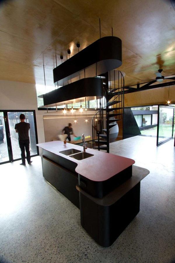 luxury-villas dinning room