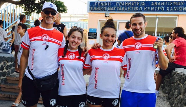 Αξιόλογες επιδόσεις στην παρθενική εμφάνιση για την Αλεξανδρούπολη σε πρωτάθλημα τεχνικής κολύμβησης
