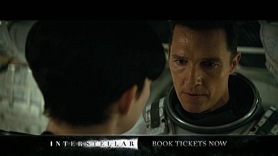 Interstellar (Movie) - International TV Spot (UK)  'Future' - Song / Music