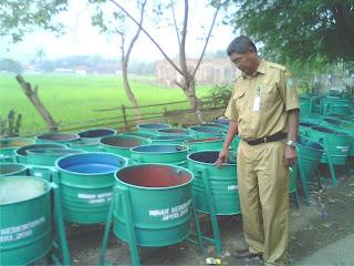 Dukung BBGR, DKPP Segera Drop 200 Tong Sampah