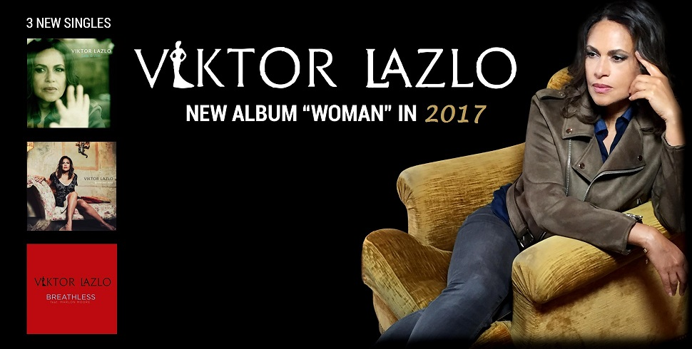 Viktor Lazlo, le blog