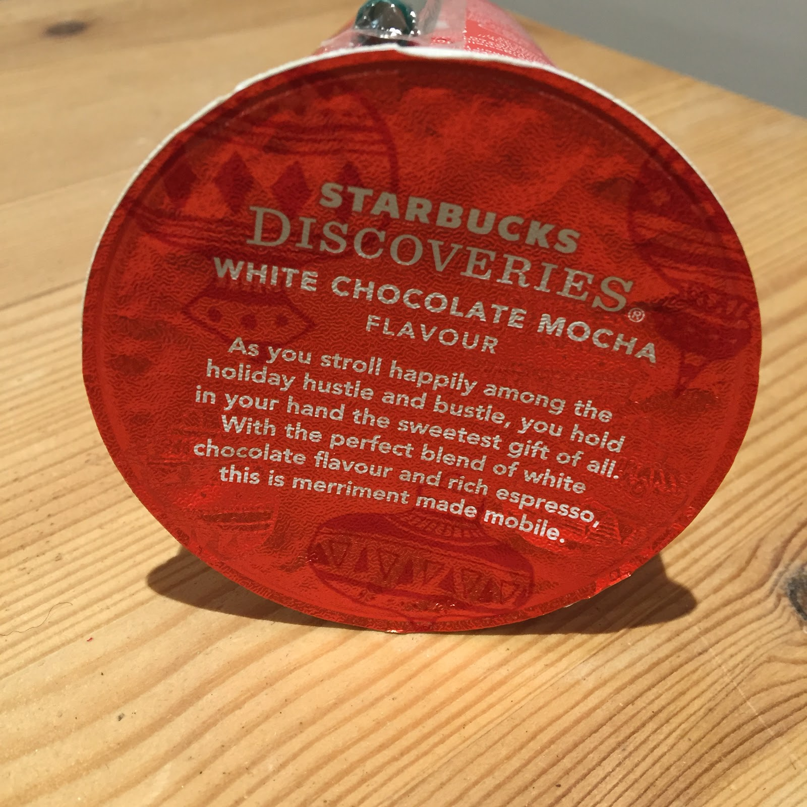 how to make white chocolate mocha like starbucks