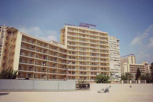 benidorm hotel