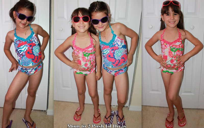 Mom To 2 Posh Lil Divas The Childrens Place Girls Summer Wear