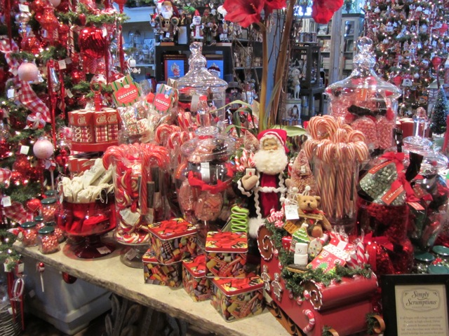 Christmas Candy Store