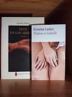 Thérèse et Isabelle - Violette Leduc