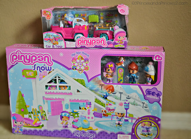 Hot Holiday Playsets
