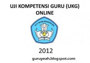 Download Kisi-Kisi Uji Kompetensi Guru (UKG) 2012 SMA, SMP, SD, SMK