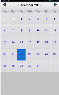 Buat Aplikasi Tutorial Belajar Aplikasi Android Kalendar Sederhana