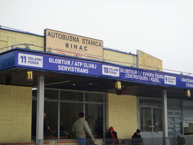Stesen Bas Bihac
