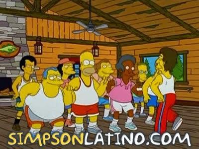 Los Simpson 14x02