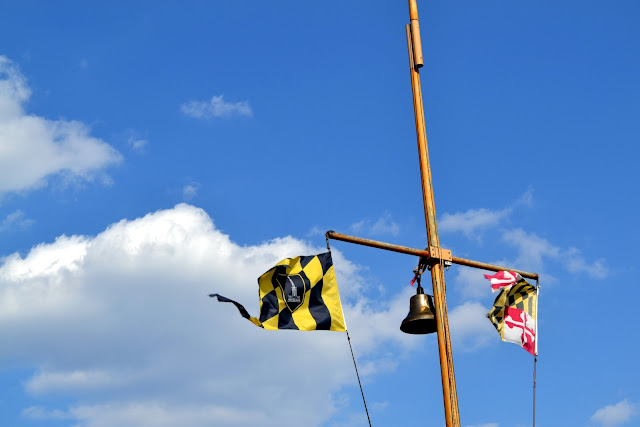 Maryland, maritime, boat, sailing